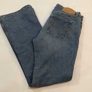 Express Medium Blue Denim Jeans Size 8 Sarula